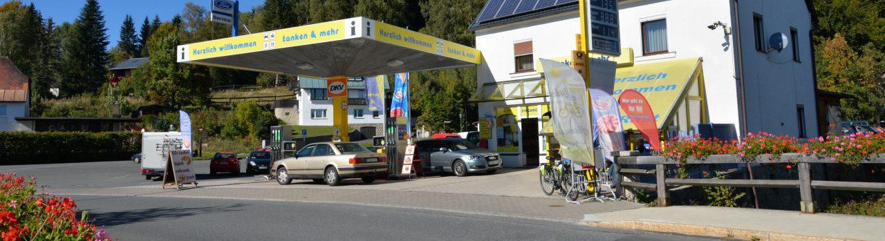 tanken & mehr Tankstelle in Fichtelberg